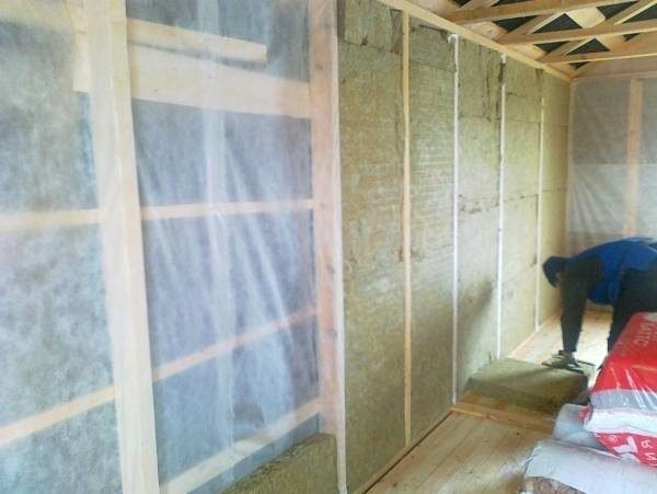 Утепление стен изнутри: способы теплоизоляции, виды применяемых материалов, какие лучше, видео, фото Obustroeno.Com