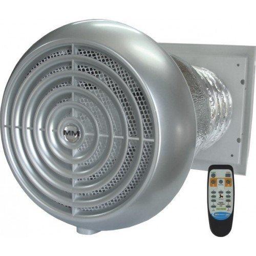 Вентиляторы могут иметь оригинальный дизайн