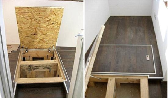 Как сделать погреб на балконе своими руками: 3 варианта само.