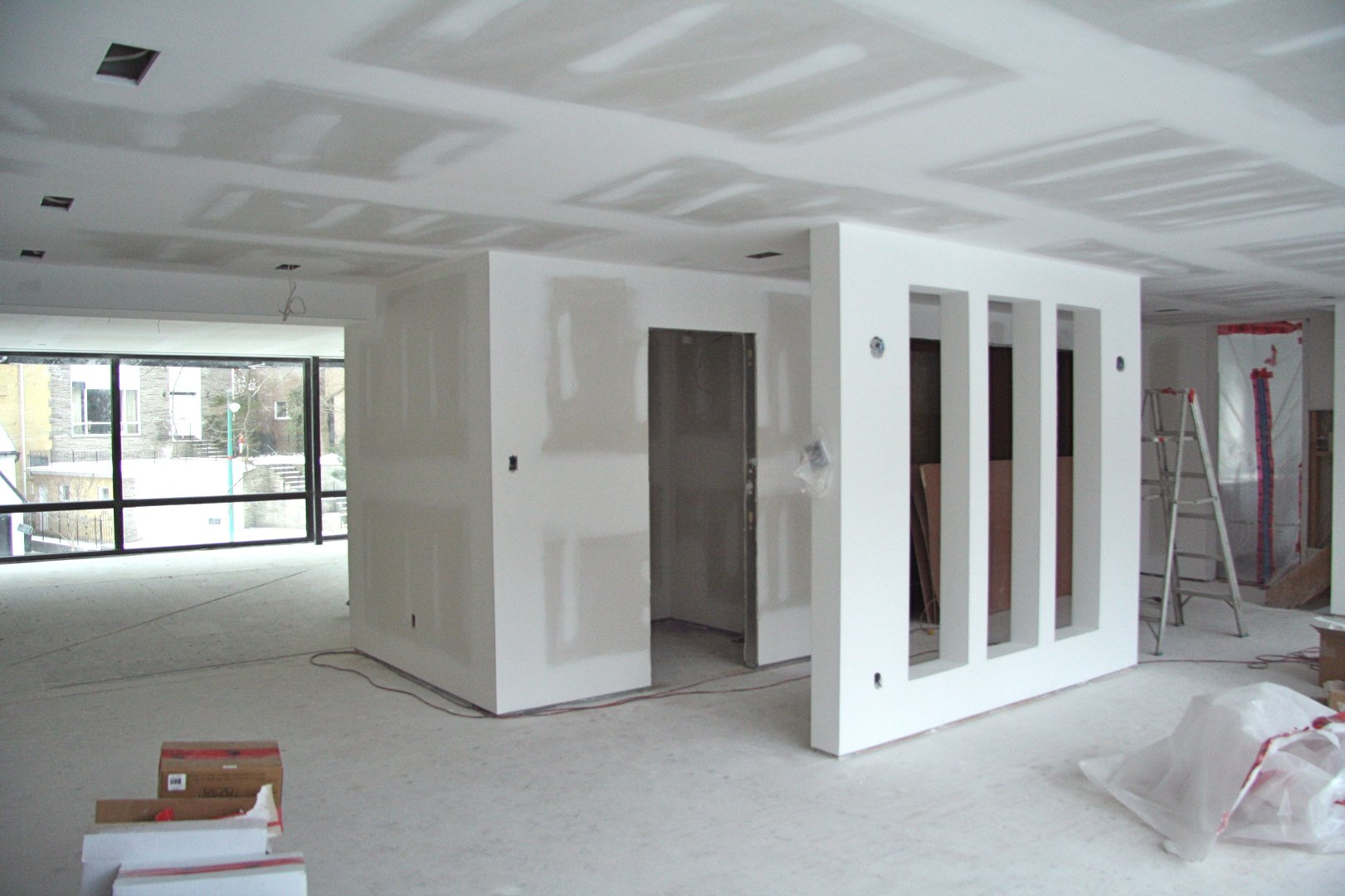 перегородка арка на кухню шириной 3 метра фото схема