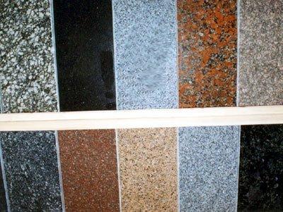 Вся керамогранитная плитка имеет противоскользящую поверхность.