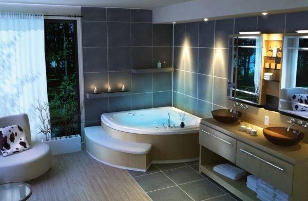 Выбор отделки для стен в ванной – нелегкая задача даже для подготовленного специалиста.