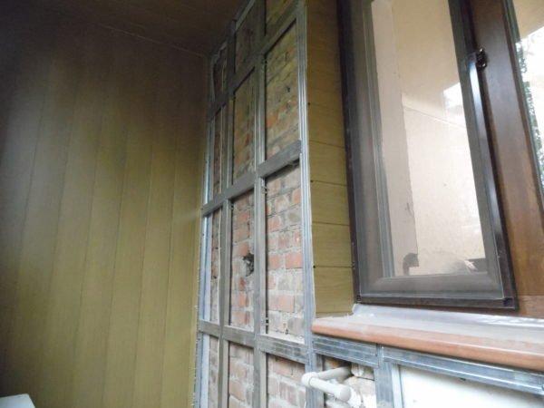 Вывод отопительного контура на балкон