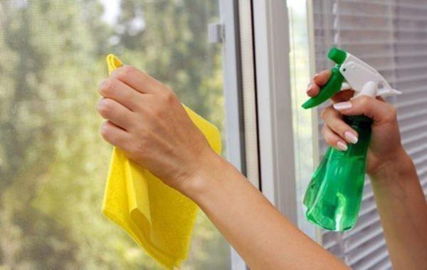 Зачем тратиться на услуги клининговой компании, если вы успешно можете справиться с мытьем окон самостоятельно?