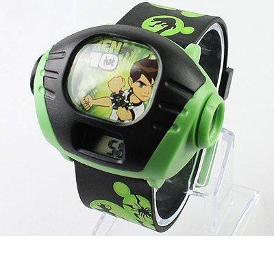 Детский наручный проектор с часами