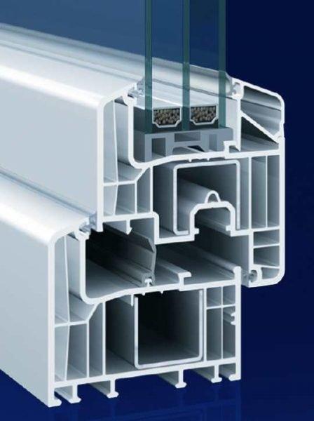 Фото конструкции с повышенными теплосберегающими характеристиками