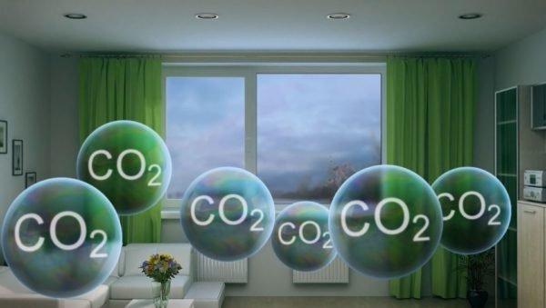 Герметичные окна сказываются на составе атмосферы в комнатах.