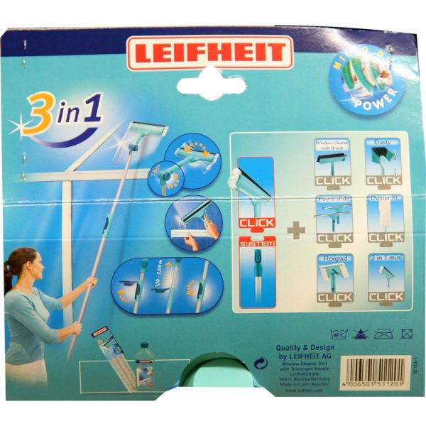 Немецкое устройство Leifheit-51120.