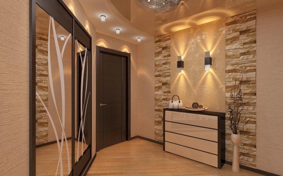 Коридор фото, ремонт, дизайн и интерьер коридора в ...