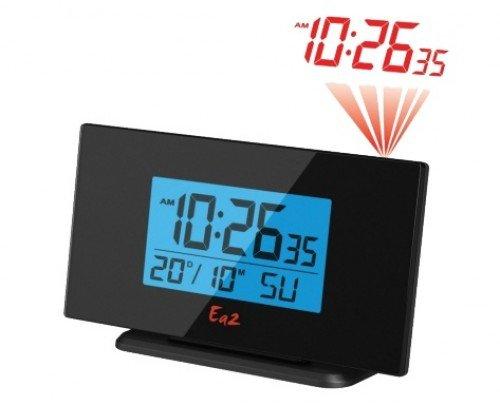 Проекционные часы с таймером и будильником