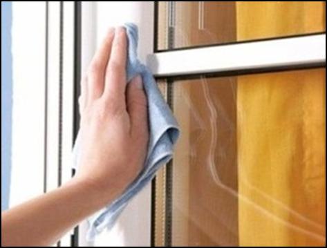 Чем отмыть окна в домашних условиях без  166