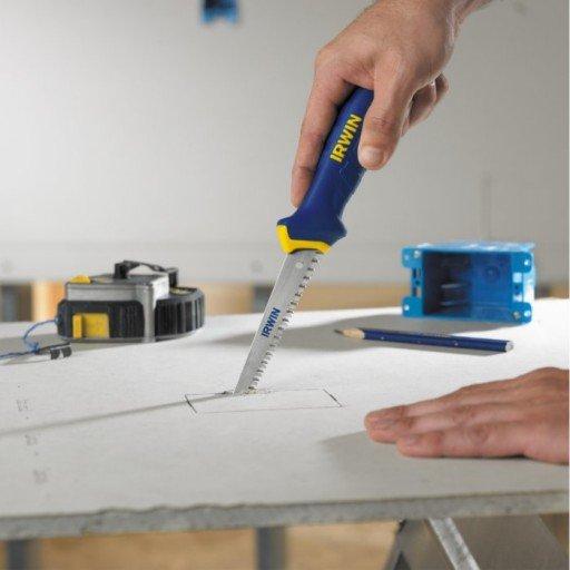 Как резать гипсокартон в домашних условиях правильно: видео-инструкция по резке своими руками, фото Obustroeno.Com