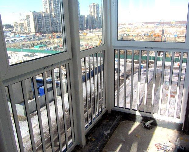 Витражное остекление балкона и лоджии: как сделать своими ру.