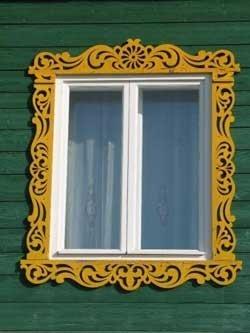 Такой вариант украсит любой фасад