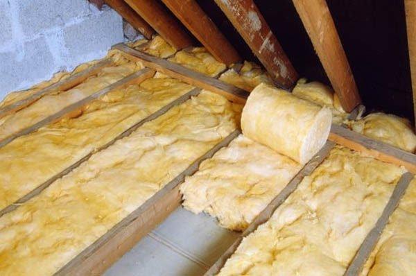 Теплоизоляция потолка – важное и необходимое мероприятие!