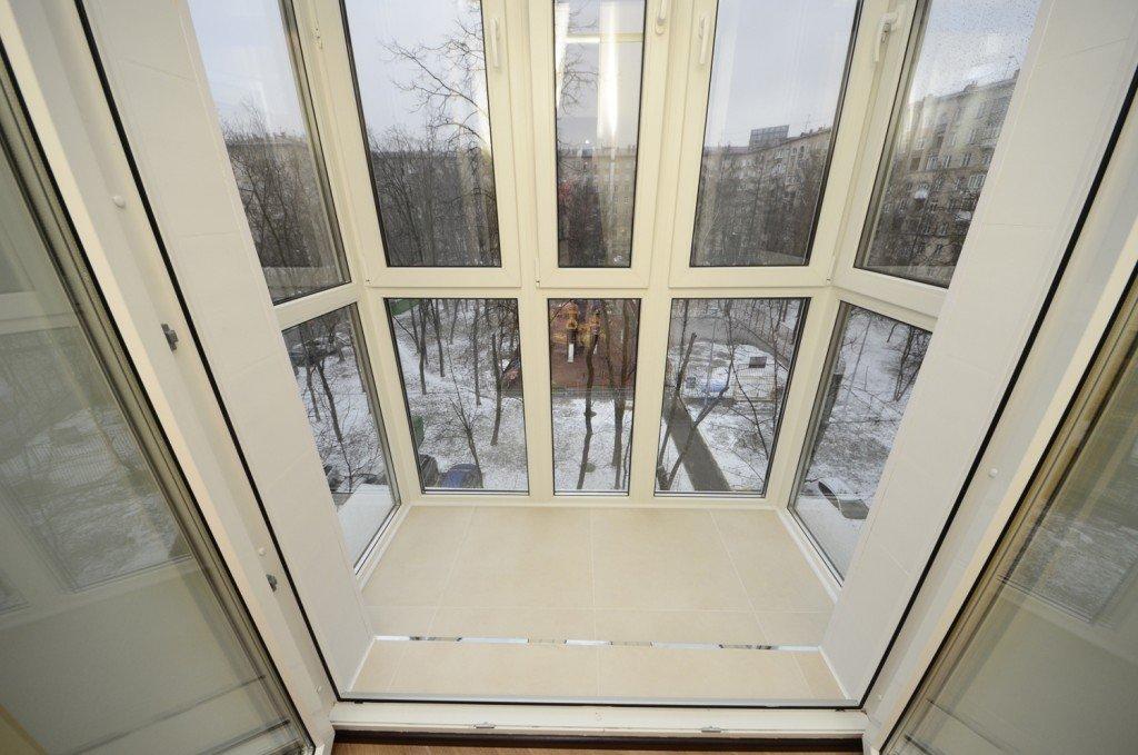 Панорамное остекление балкона: фото, видео.