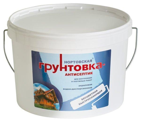 Антисептические добавки защищают стены от плесени