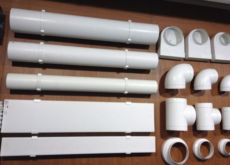 Как сделать трубу для вентиляции