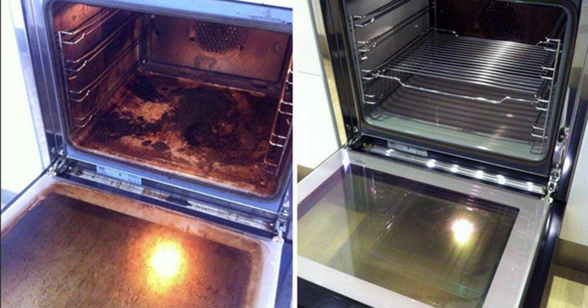 Фото до и после чистки
