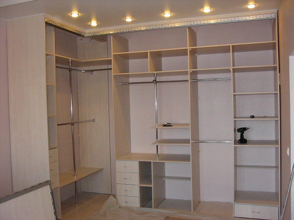 Как сделать стенной шкаф