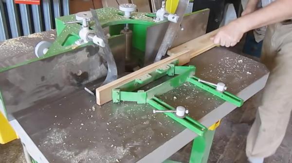 Оборудование для изготовления вагонки своими руками