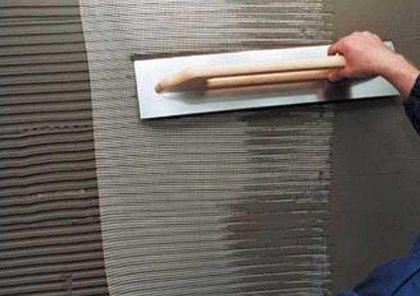 Штукатурка по пенопласту фасадная