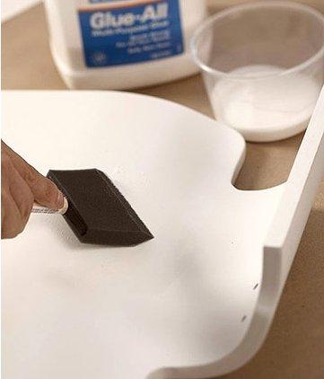 att152695182934 Декупаж старого шкафа своими руками фото: кухонный мастер-класс, как сделать оформление двери шкафчика