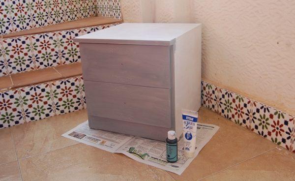 att152695183341-600x368 Декупаж старого шкафа своими руками фото: кухонный мастер-класс, как сделать оформление двери шкафчика