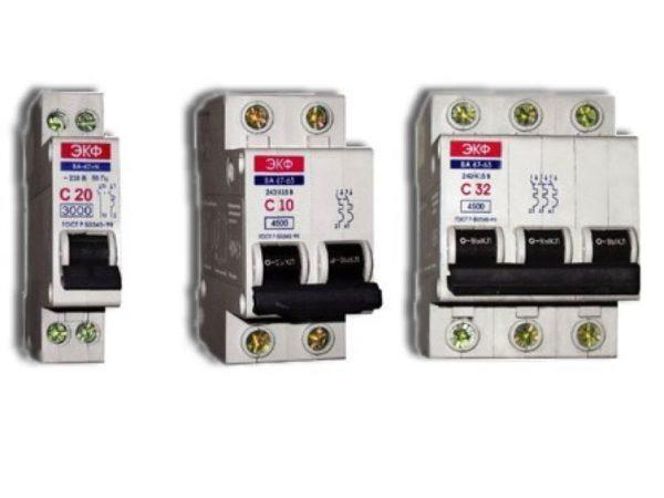 Автоматические выключатели — необходимый элемент электросети в каждом жилье