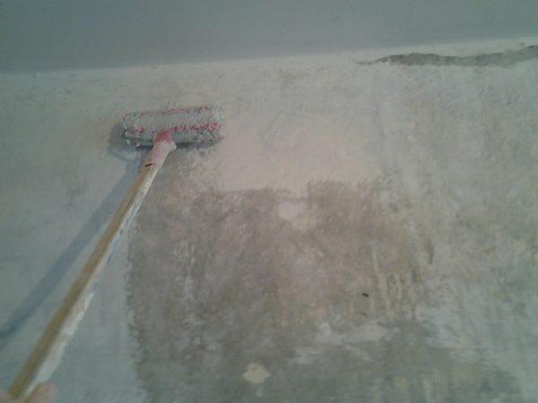 Бетонные поверхности нуждаются в особой подготовке