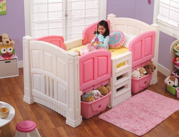 Бортики — это важный элемент кровати для ребенка младшего возраста