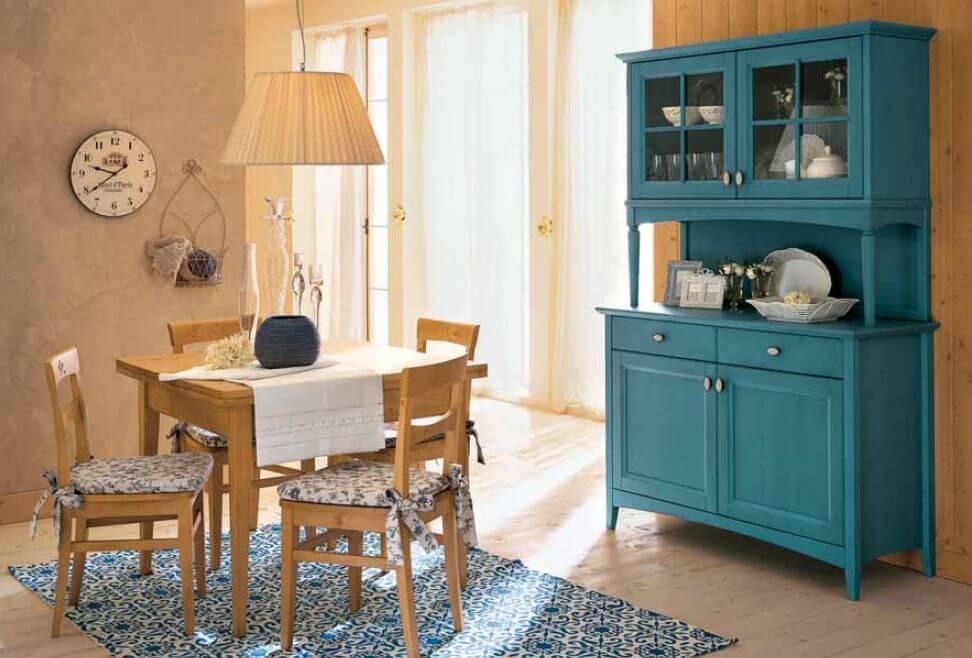 Буфет как один из видов нестареющей мебели.