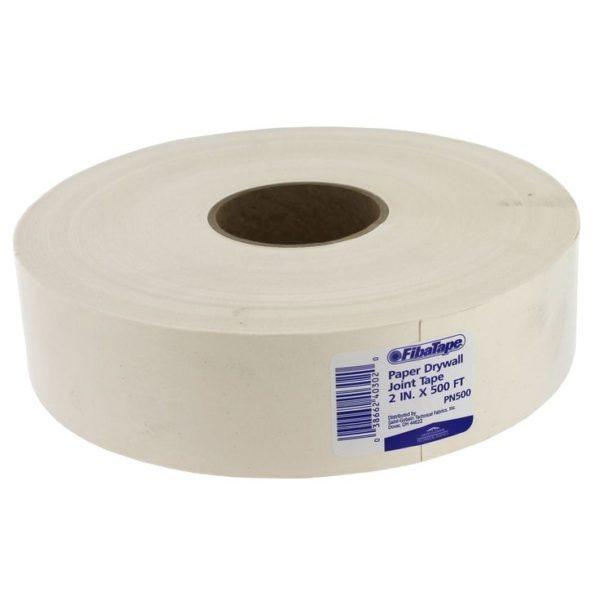 Бумажная лента тоньше, по прочности не уступает сетке, но ее цена заметно выше