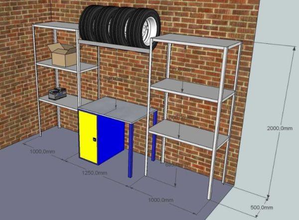Чем подробнее вы распланируете все элементы конструкции, тем проще будет реализовывать проект