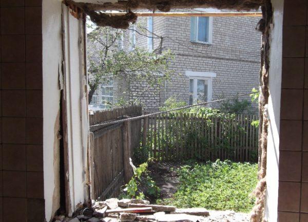 Демонтаж деревянного окна: никаких сантиментов.