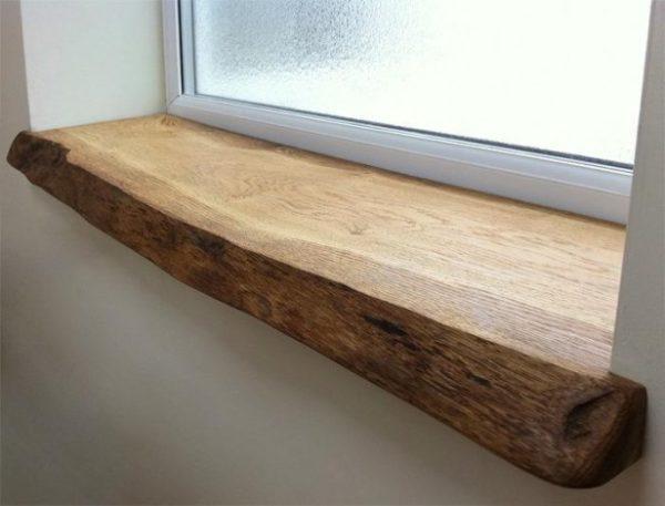 Деревянная конструкция может выступать и как декоративный элемент