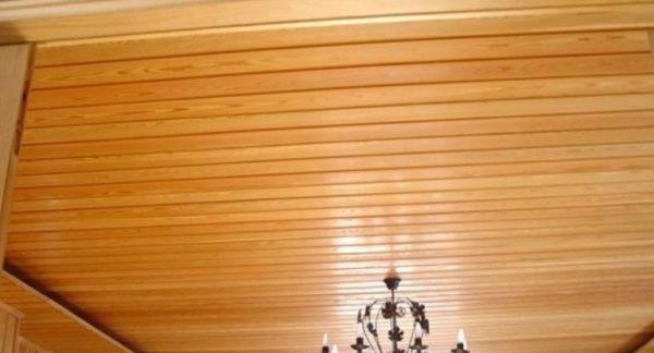 Деревянная обшивка улучшает микроклимат в помещении