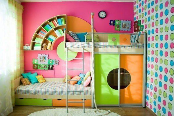Детская комната предъявляет особые требования к шумоизоляции.