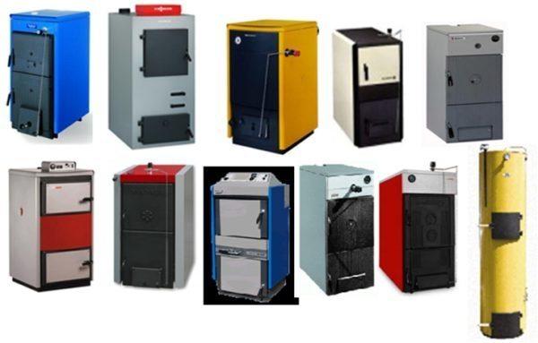 Для отопления дома частного сектора сейчас выпускается довольно много различных агрегатов.