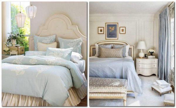 Для Прованса характерен белый цвет и пастельные тона.