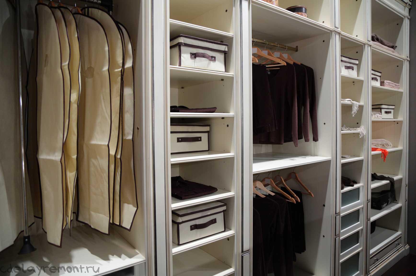 Встроенный шкаф купе своими руками из гипсокартона фото 239