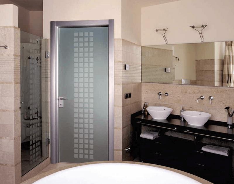 Двери в ванную комнату группы классификации изделий  Дверь в ванную комнату обязательный элемент интерьера