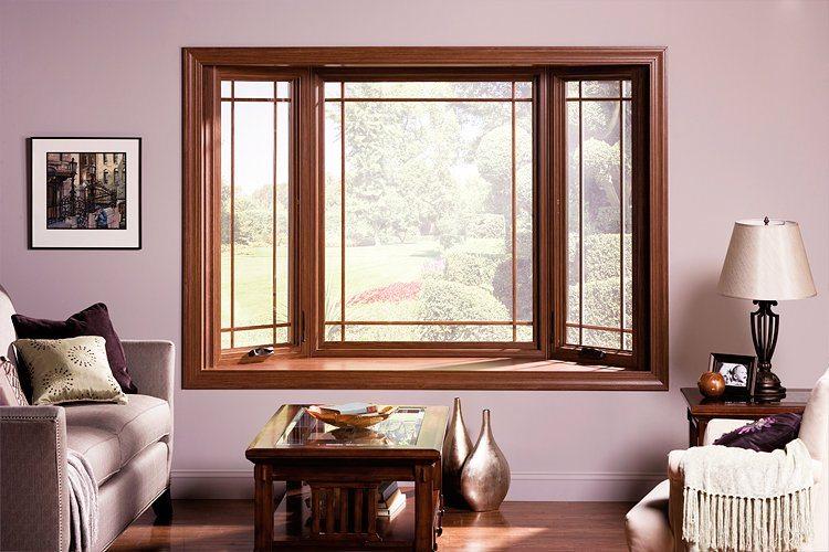 Окна с раскладкой в интерьере фото