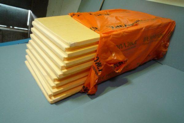 ЭППС — самая эффективная разновидность пенопластового утеплителя.