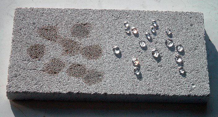 Гидроизоляция жидким стеклом с цементным раствором купить бетон в тамбове миксер
