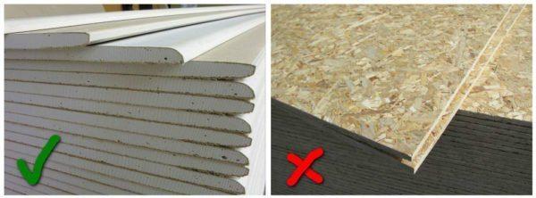 Если затеяли ремонт в жилом помещении, лучший вариант — это обшивка стен и потолка гипсокартоном