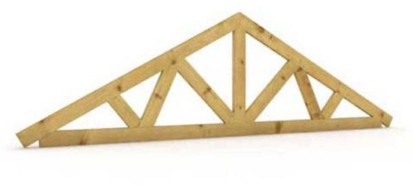 Фермой называется конструкция, образованная двумя СН