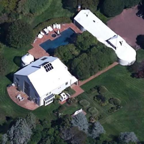 2000 квадратных метров дома Стивена Спилберга