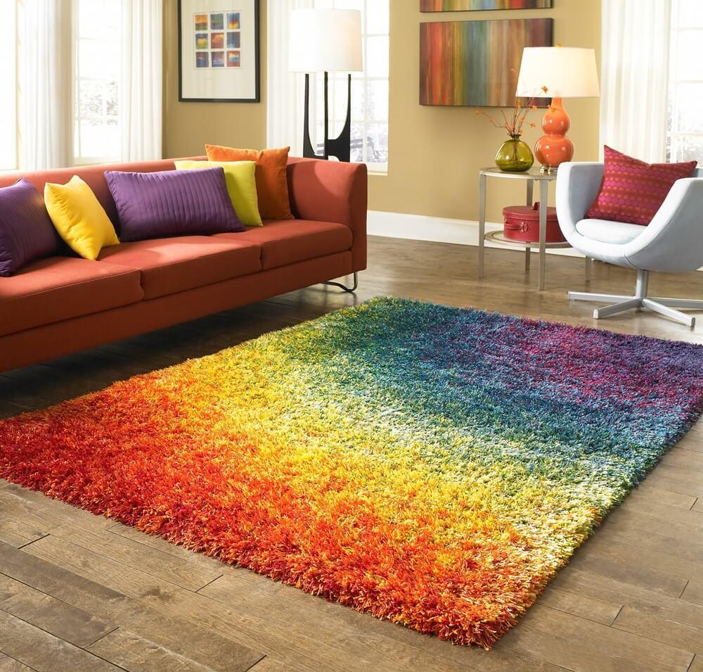 Многие люди не любят ковры за то, что они требуют особого ухода