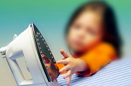 Не оставляйте детей с работающими электроприборами, так как это может стать причиной получения травм и возникновения пожара.